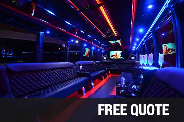 Party Buses For Rental Gilbert